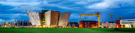 Official Radio Supplier - Titanic Belfast