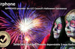 LCCC Halloween Event
