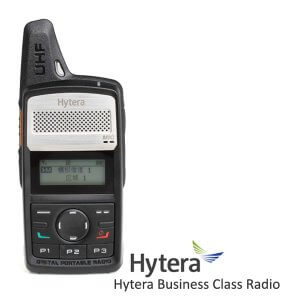 Hytera PD365 Walkie Talkie