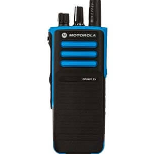 Motorola DP4401EX portable radio