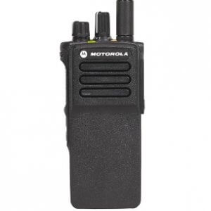 Motorola DP4400E portable radio