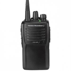 Vertex EVX 261 digital radio