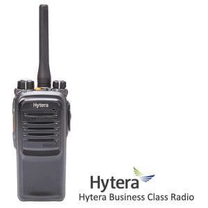 Hytera PD705 Walkie Talkie