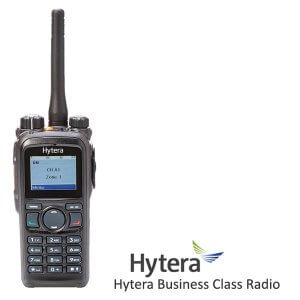Hytera PD785 Walkie Talkie
