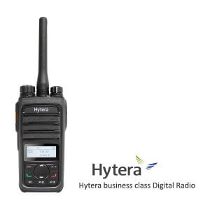 Hytera PD565 Walkie Talkie
