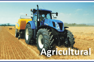 Two Way Radio Equipment for Agricultural use