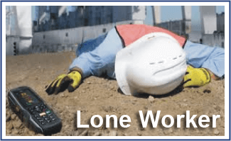 Two Way Radio with Lone Worker
