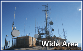 Wide Area Two Way Radio